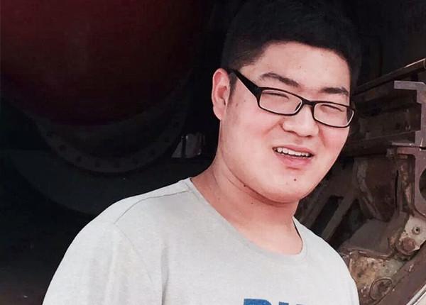 君浩助理水处理工程师陈浩琪