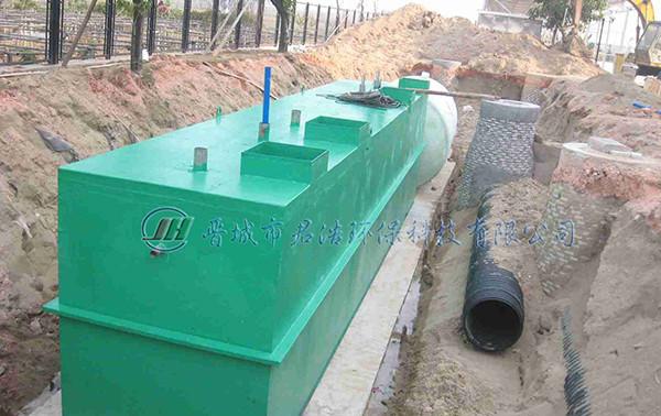 晋城市人民医院污水处理项目