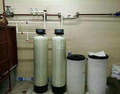 全自动软水器