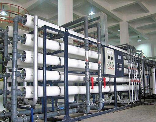 冶金行业用水处理解决方案