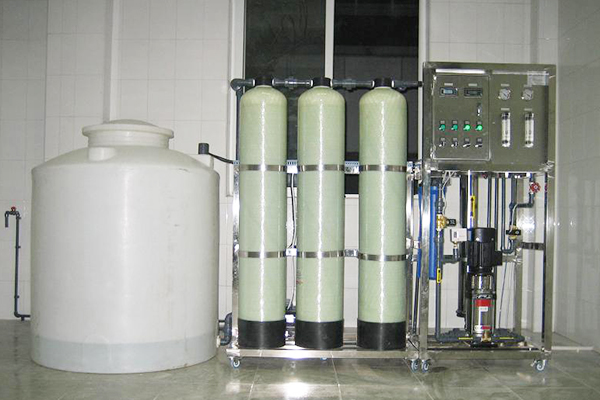 晋城市国土资源局净水设备项目