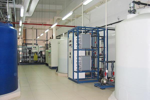 太原化学工业集团有限公司超纯水处理项目