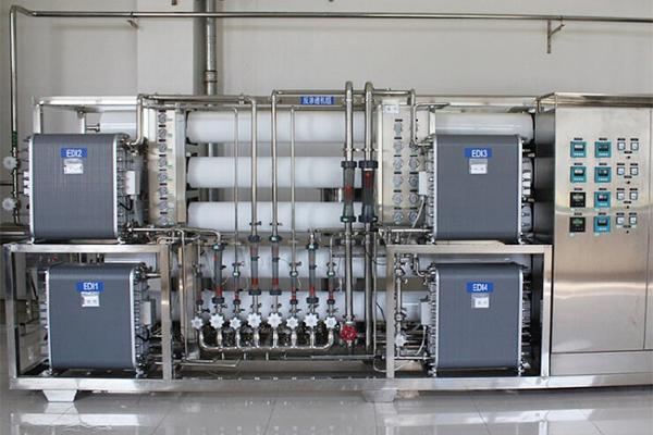 任丘市天之蓝汽车用品厂超纯水设备项目