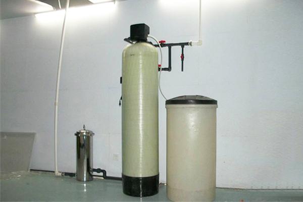 长治华博科技软化水设备项目