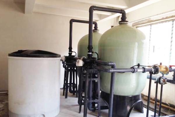 运城河津韩城钢厂软化水设备