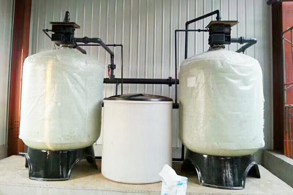晋城市科裕达铸造软化水设备