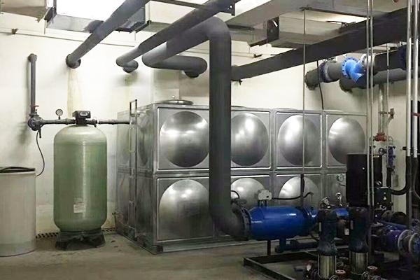陵川四季沐歌软水设备项目
