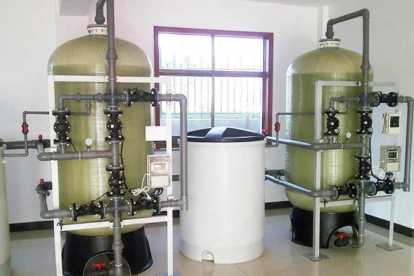 阳城县金盛建材有限公司软化水设备项目