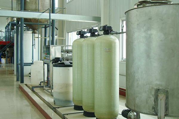 太原富达康机电设备有限公司工业、循环水软化水设备项目