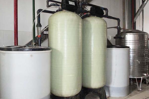 陕西西大华特科技实业有限公司进口软化水设备项目