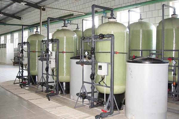 太原市热力公司软化水设备项目