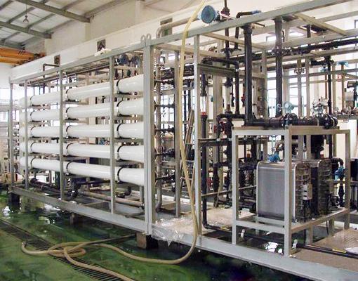 化工行业用水处理解决方案