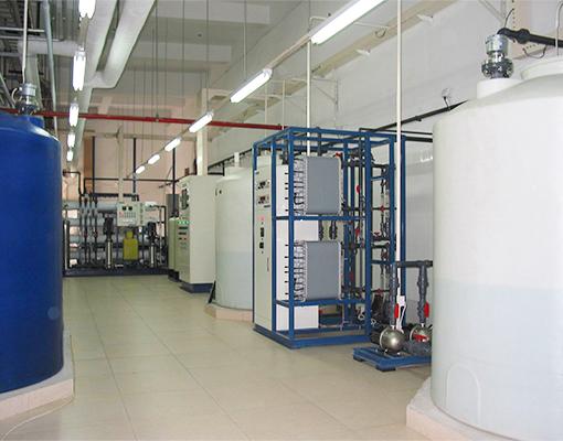 使工业EDI纯水处理设备水压稳定的方法告诉您!