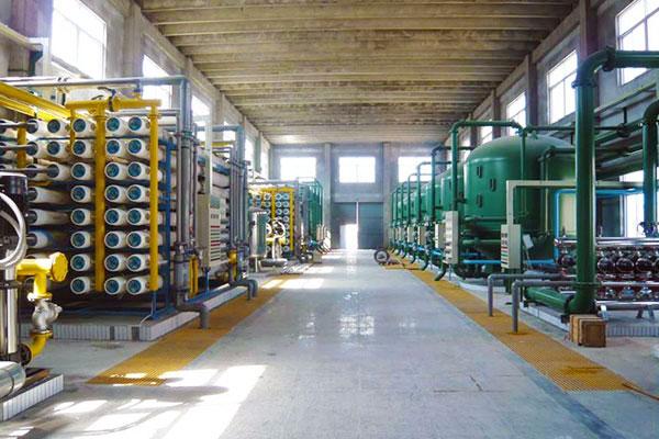 山西省太原市显示屏清洗超纯水处理工程