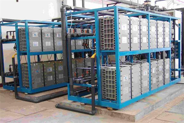 江苏纯水设备助力电子生产企业飞速发展