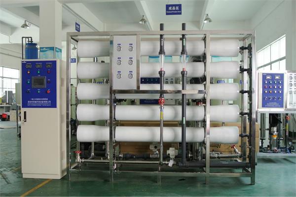 怎样选择可靠的纯水处理设备生产厂家?