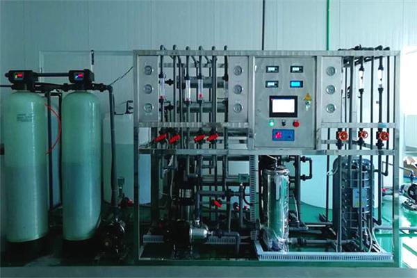 电子行业超纯水设备是如何助力芯片发展?