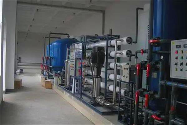 带你了解哪些都是化工超纯水设备