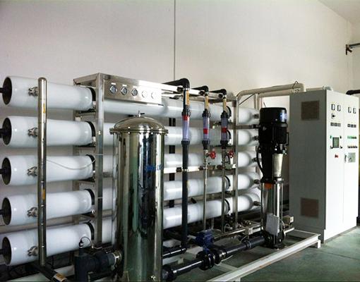 零排放反渗透设备