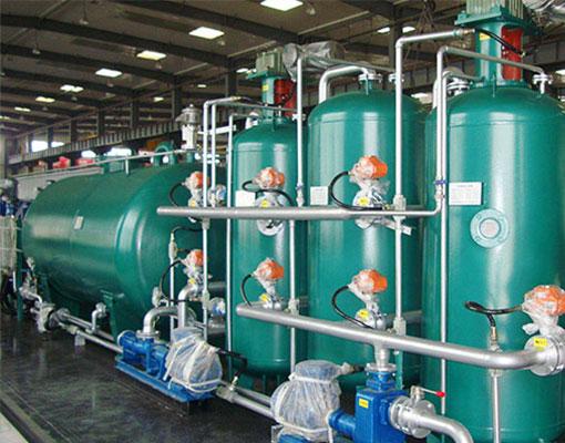 煤层气采出水处理设备